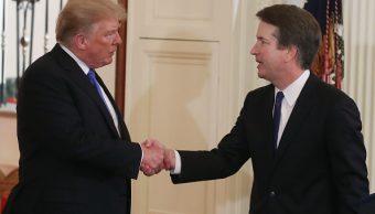 Trump nomina a Kavanaugh como nuevo juez del Tribunal Supremo