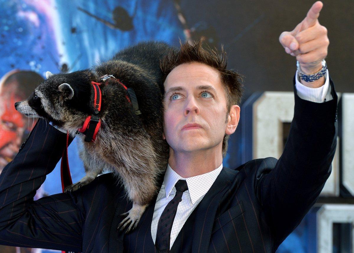 Actores Guardianes Galaxia publican carta James Gunn