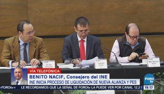 Benito Nacif habla sobre el caso Nueva Alianza y PES