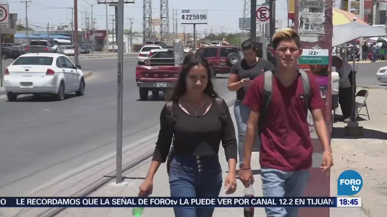 Alerta por ola de calor en Chihuahua