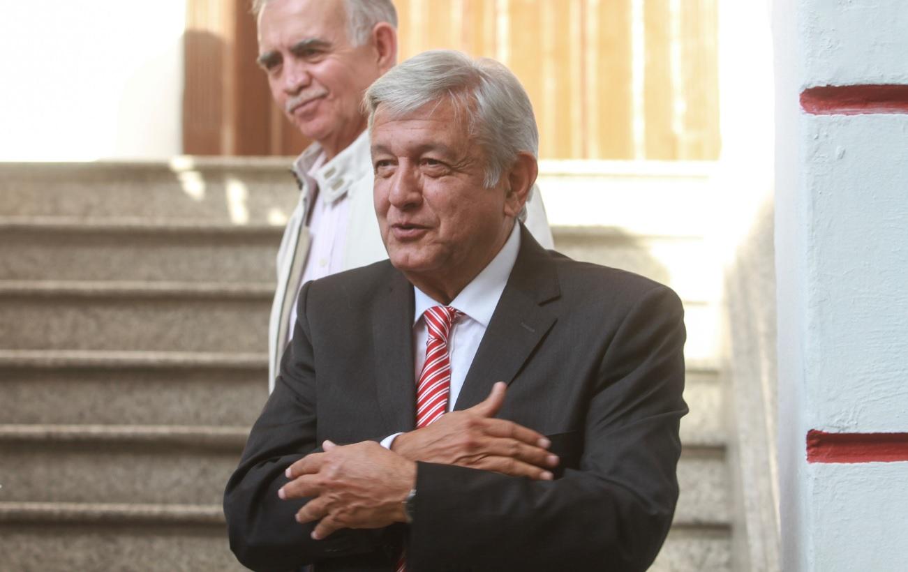 AMLO López Obrador Movimiento Ciudadano MC