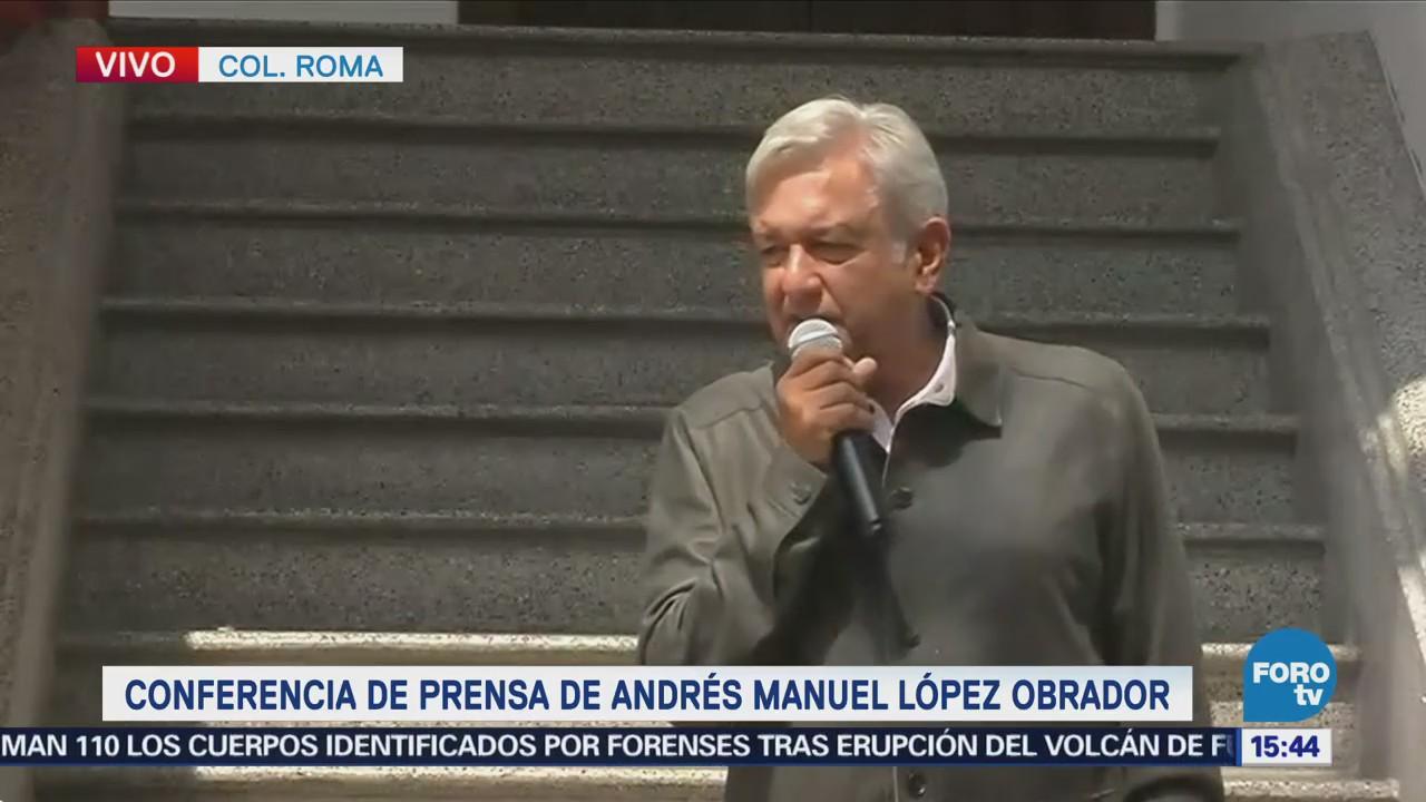 AMLO Detalla Cambios Habrá Gobierno Gabinete