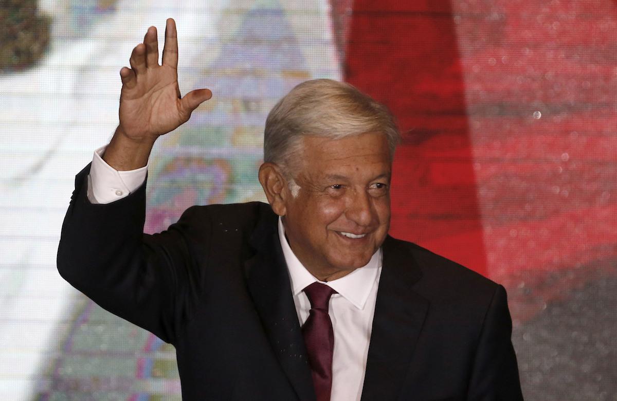 Andrés Manuel López Obrador Peso Dólar