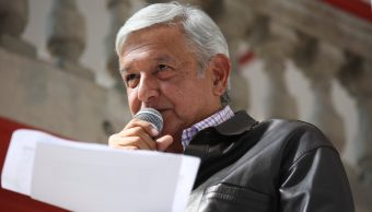 López Obrador acusa un acto de venganza del INE