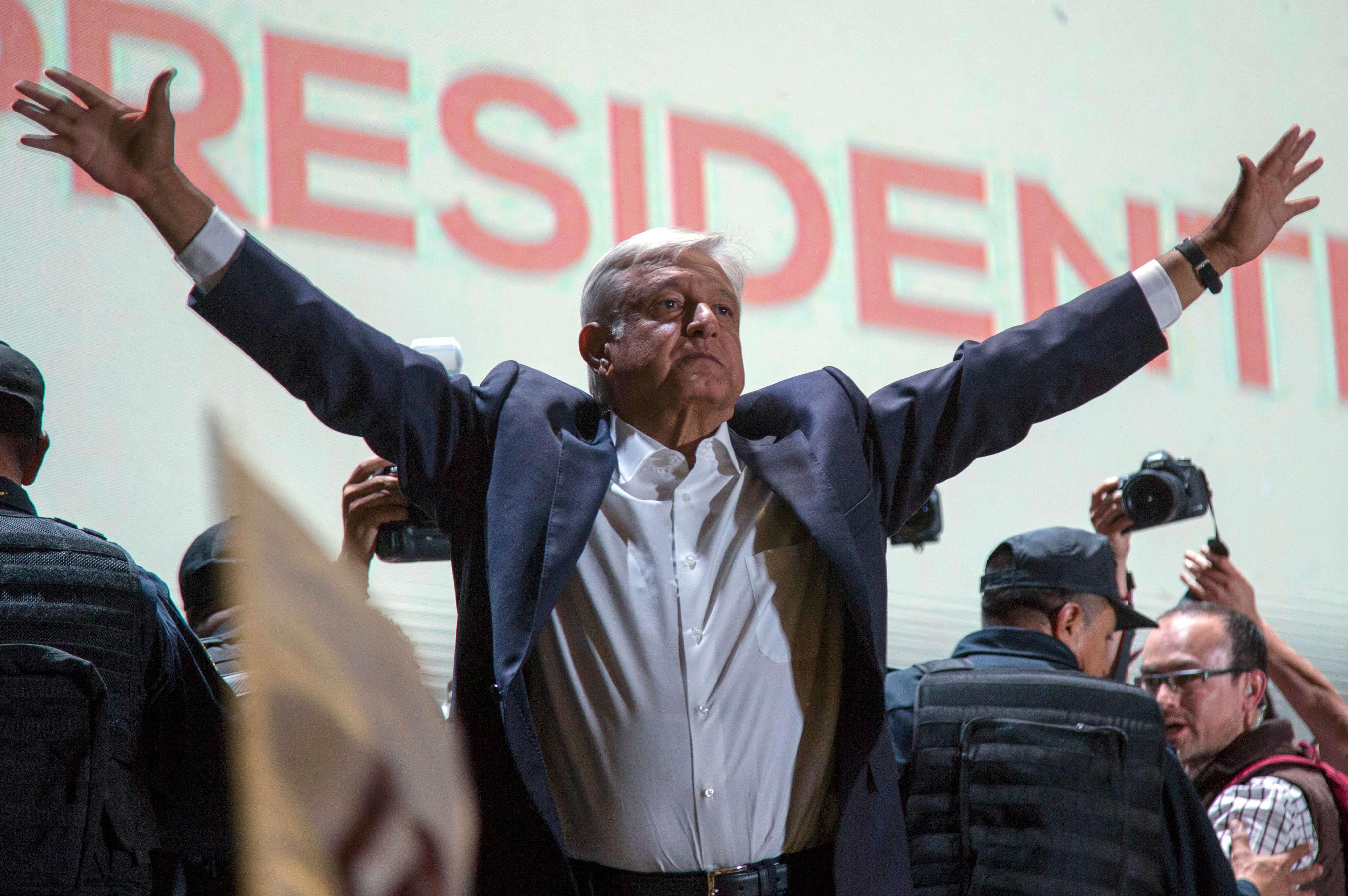 López Obrador concede a Despierta primera entrevista tras victoria electoral