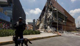PGJ-CDMX pide opinión del Instituto para las Construcciones tras colapso de Artz Pedregal