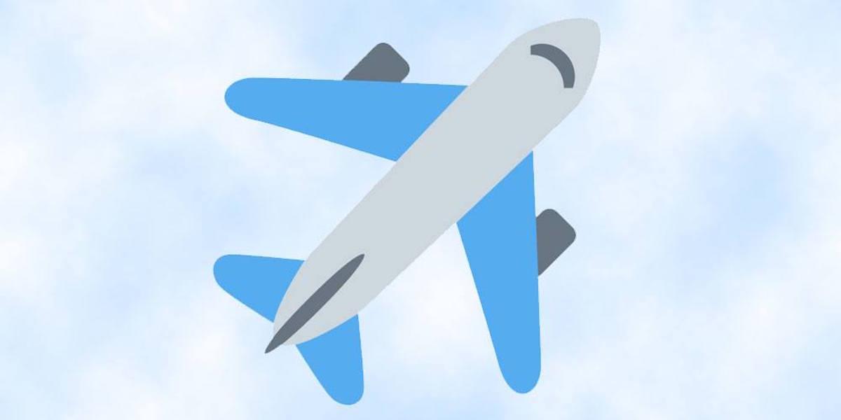 Avión-Facebook-Android-Reacción