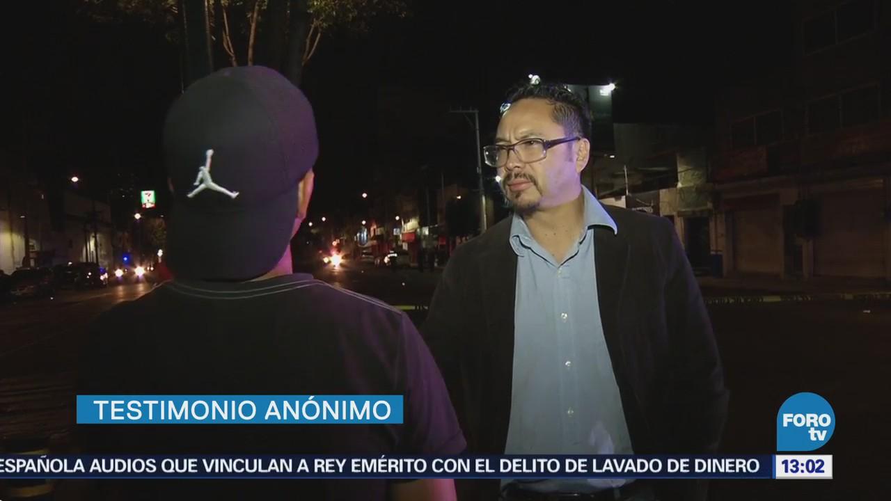 Balacera Deja Dos Muertos Herido Avenida Politécnico