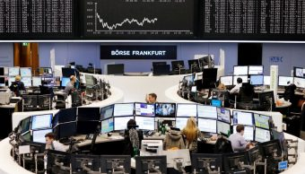 Bolsas europeas cierran al alza, hay solidez en manufactura