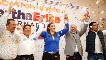 Confió que mantendré el triunfo electoral en Puebla