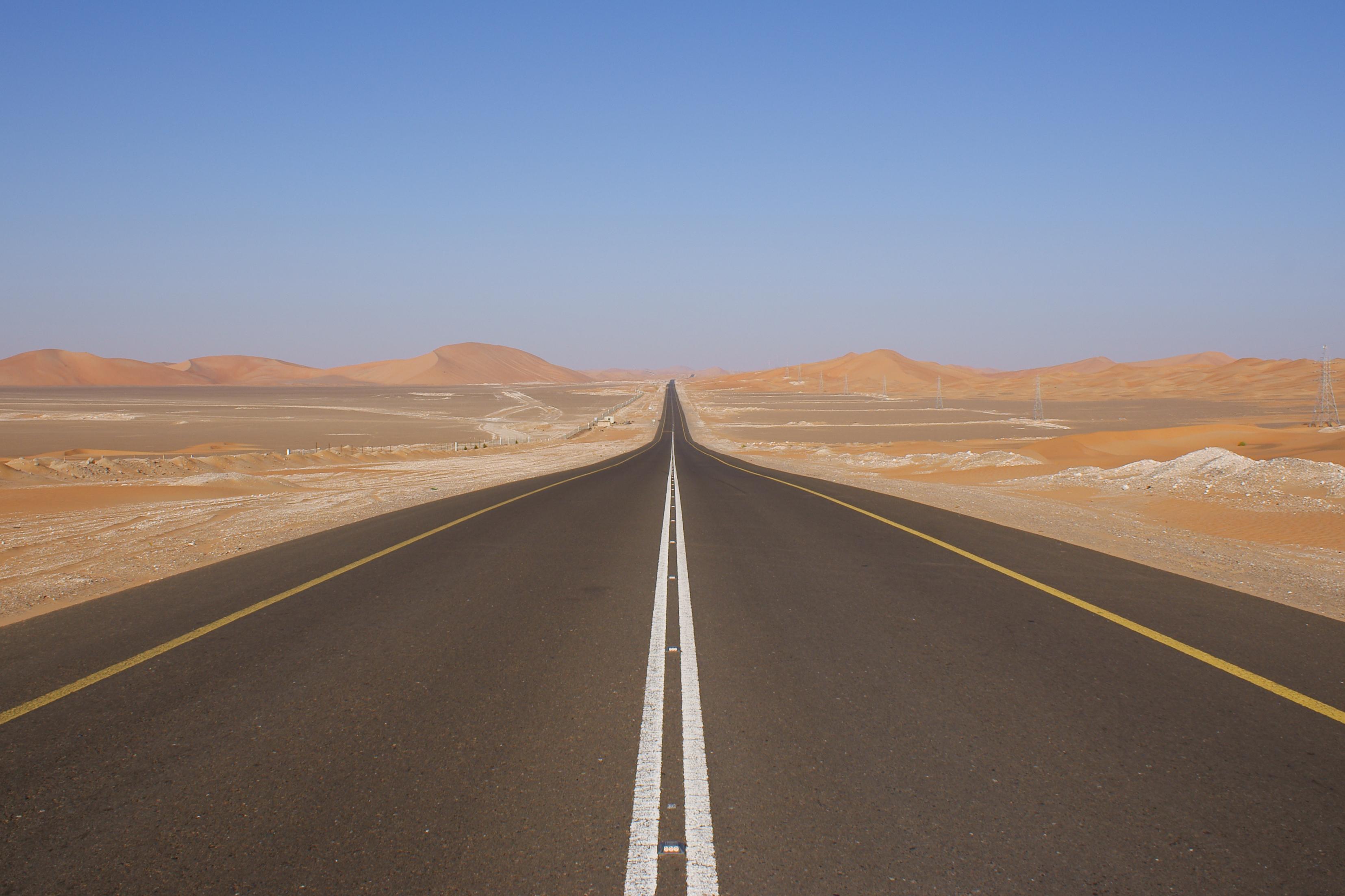 carretera-desierto