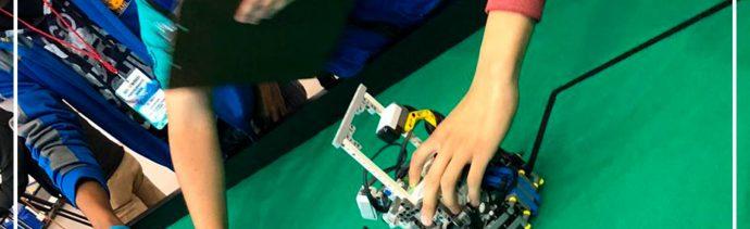 Universitarios Campeche ganan Olimpiada Nacional de Robótica