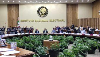ine instala comision temporal presupuesto 2019