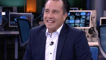 Veracruz echará atrás nombramiento del fiscal anticorrupción, dice Cuitláhuac García