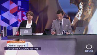 Damián Zepeda da a conocer tendencias