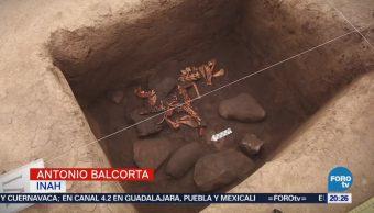 Descubren Fosas Prehispánicas Delegación Álvaro Obregón