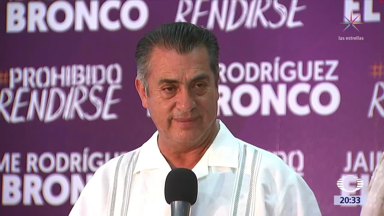 'El Bronco' reconoce derrota en elección presidencial