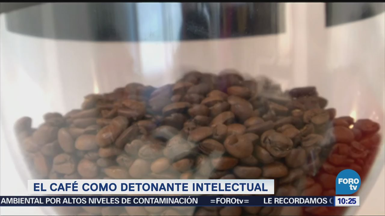El café y su relación desarrollo intelectual siglo XVIII