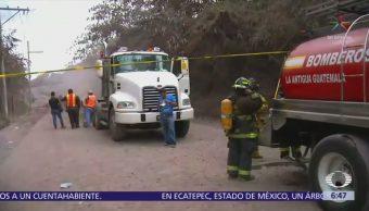 Elevan a 332 cifra de desaparecidos por erupción volcánica en Guatemala