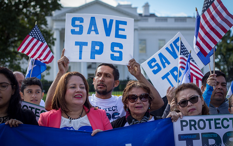 Estados Unidos renueva TPS inmigrantes Somalia