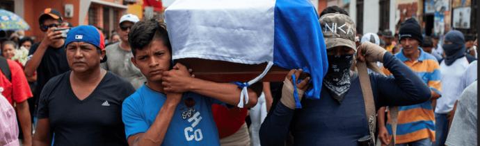 Vicepresidenta de Nicaragua llama terroristas a opositores