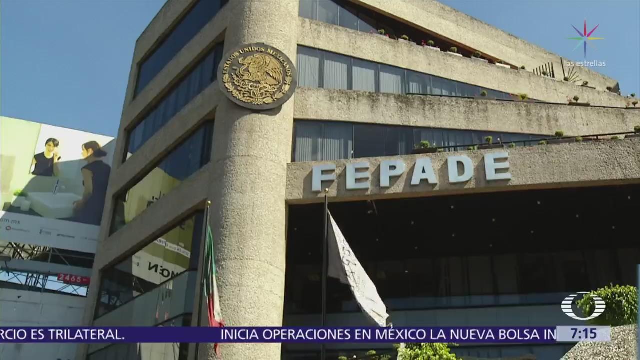 Fepade analiza informe del INE sobre fideicomiso de Morena