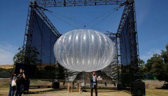 Globos aerostáticos darán acceso internet Kenia
