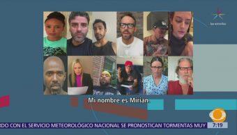 Hollywood se une por Mirian, madre migrante separada de su bebé