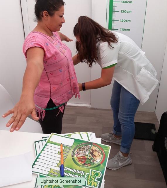 Maseca nutrición Comunidades Afectadas Sismos 2017