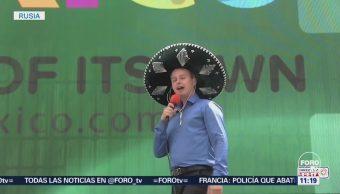 Ingeniero ruso canta en español temas rancheros
