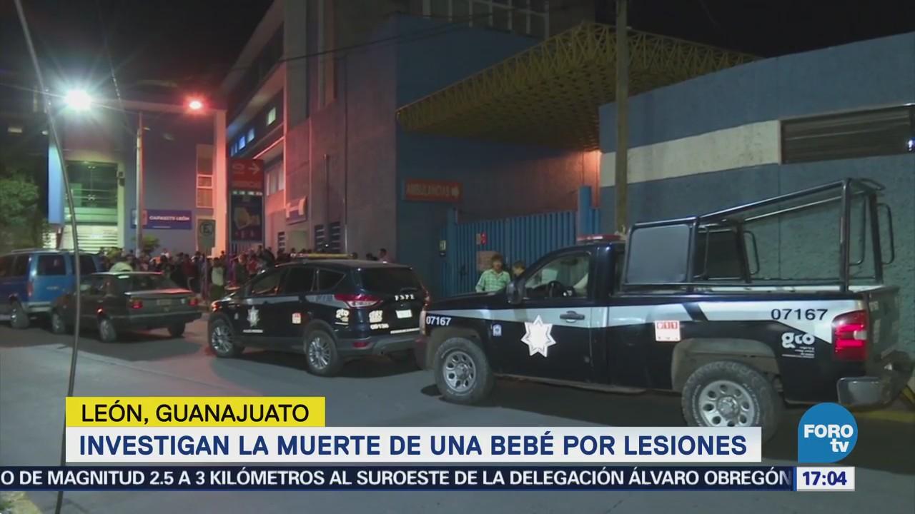 Investigan Muerte Maltrato Menor Guanajuato