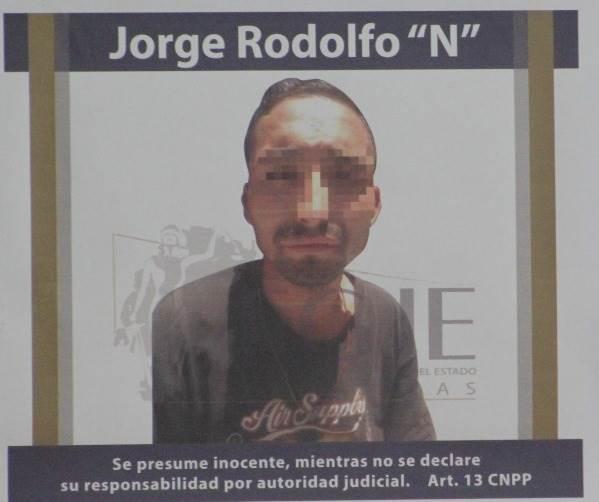 Detiene al asesino de la niña San Juana Romo en Zacatecas