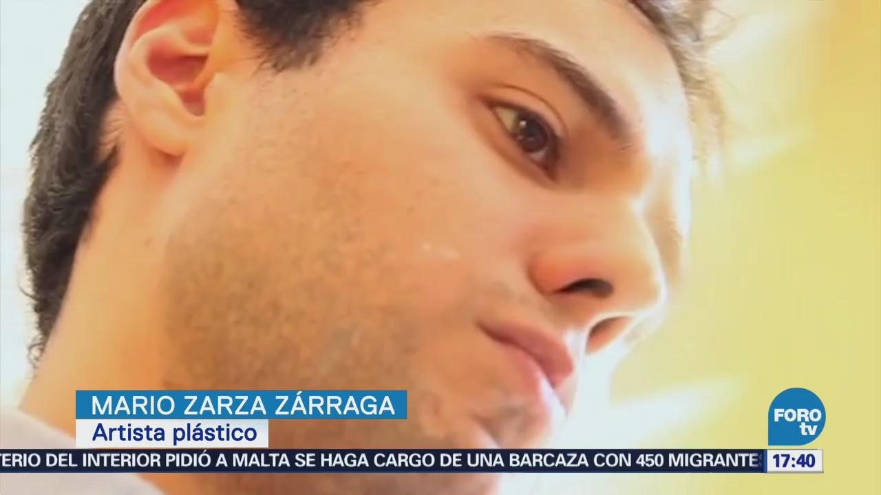 Mario Zarza Zárraga Expone Desde Columpio