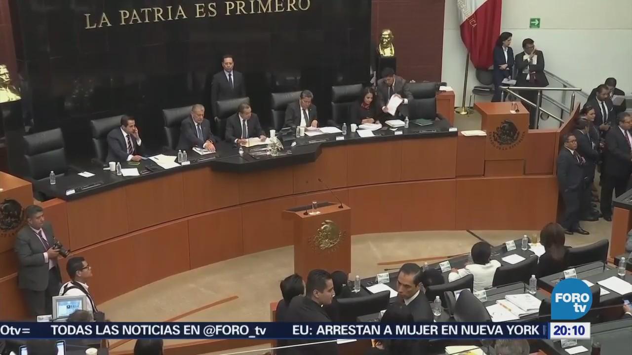 Legisladores Felicitan López Obrador Comisión Permanente del Congreso