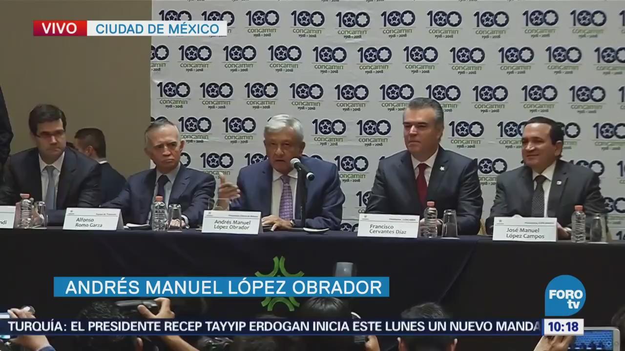 López Obrador quiere extender las inversiones pública y privada en México