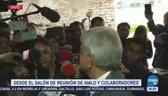 López Obrador Reúne Mondragón Kalb Gertz Manero