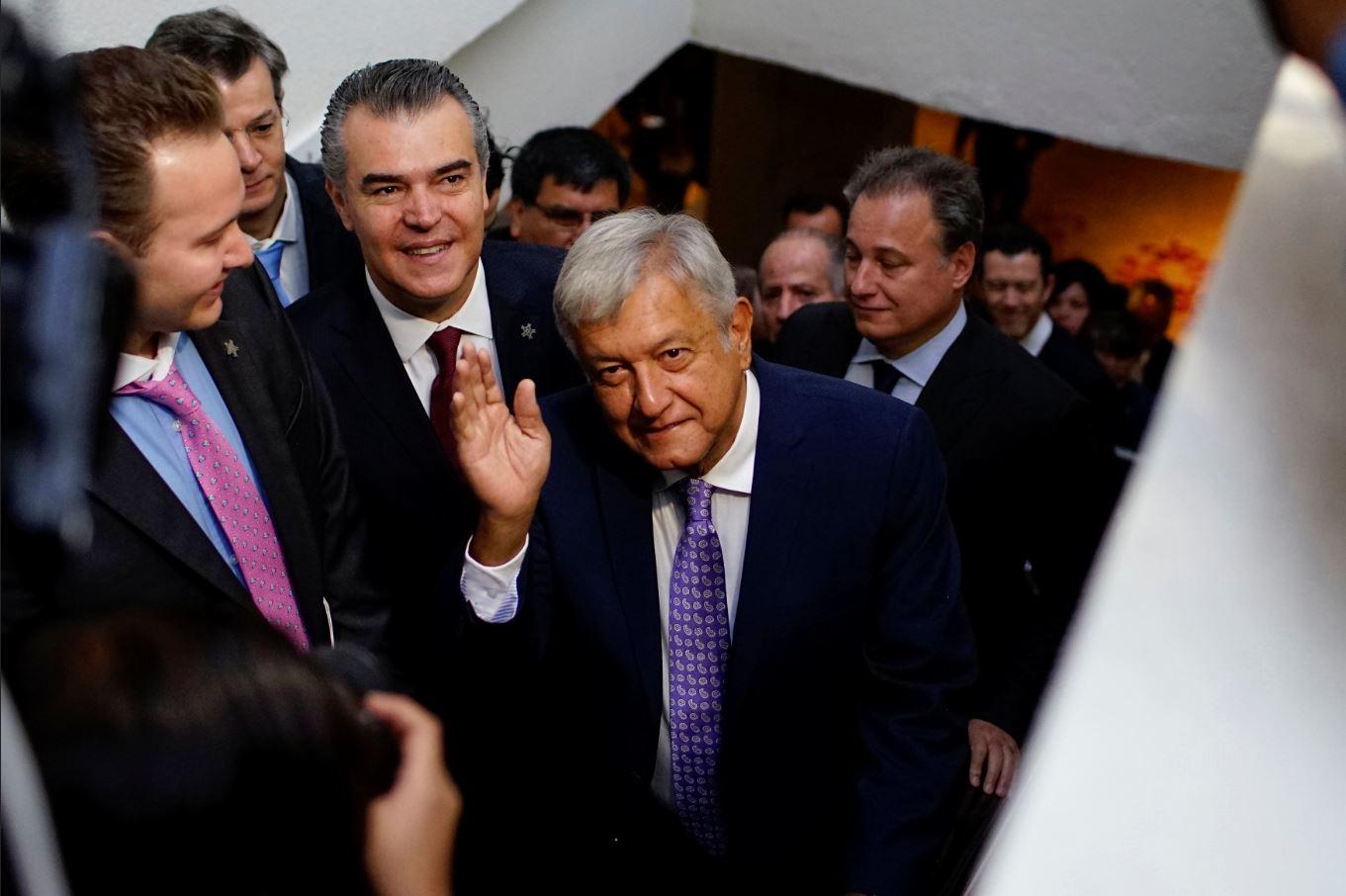 López Obrador y Concamin buscan gobierno 'en conjunto'