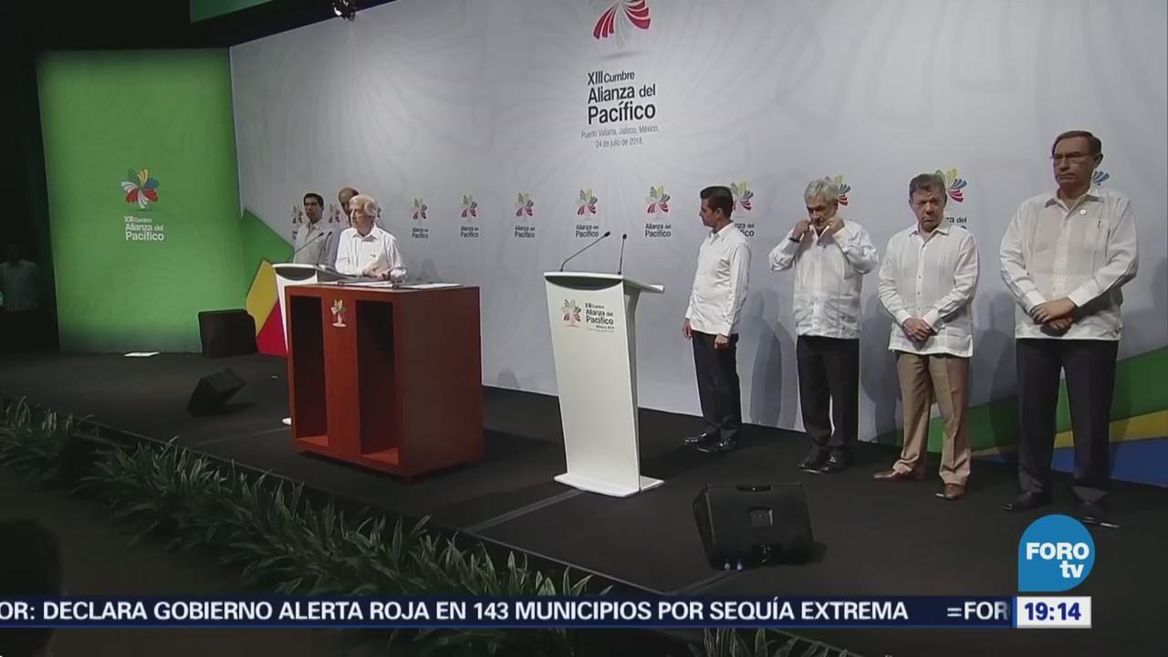 Mercosur Alianza Del Pacífico Buscan Libre Comercio Inclusión Social