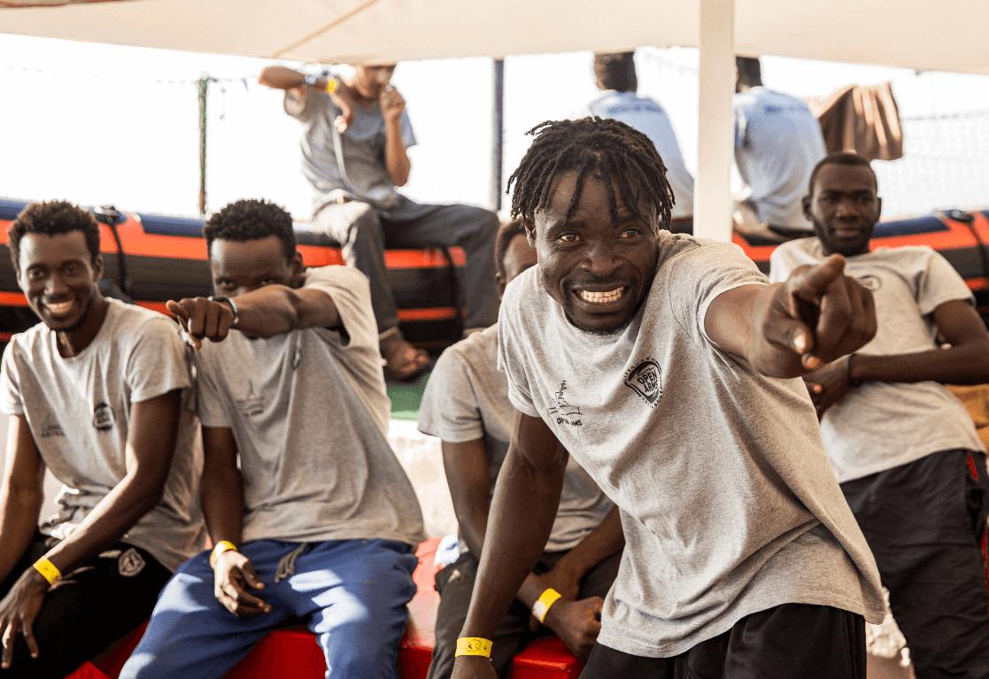 España supera a Italia en llegadas de inmigrantes