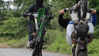 Francia castigará los rodeos urbanos en motos