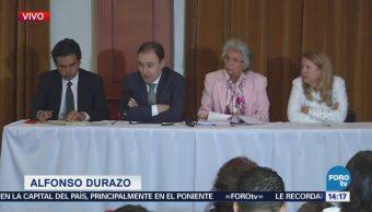 Equipo López Obrador Informa Estrategia Pacificación México
