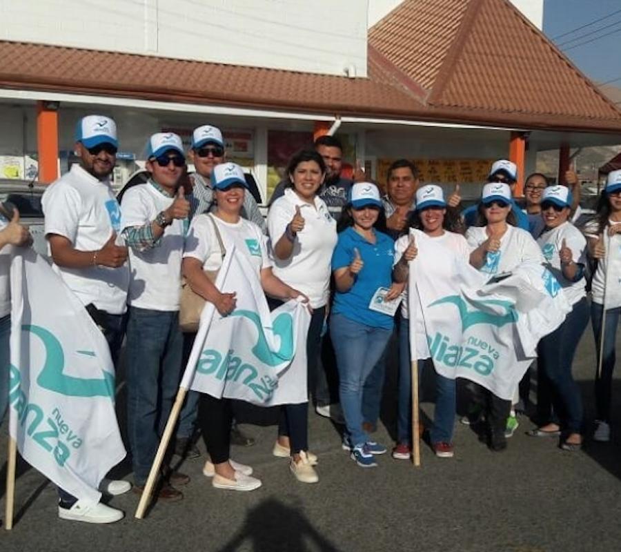 Encuentro Social y Nueva Alianza podrían perder su registro ante el INE