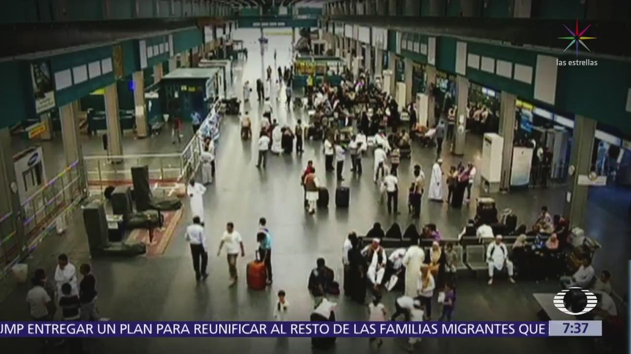 OIM: 80% de víctimas de trata transita por cruces oficiales