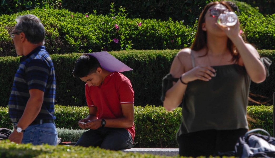 Foto: Temperaturas con ambiente de cálido a caluroso en México, 1 febrero 2019