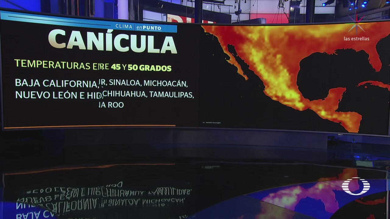 Ola de calor deja siete muertos en Baja