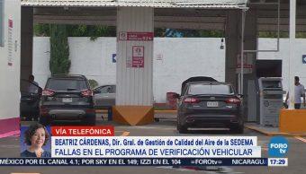 Operan Verificentros Cdmx Centro Verificación Vehicular
