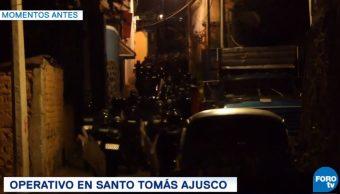 Liberan a mujer retenida en Santo Tomás Ajusco, Tlalpan