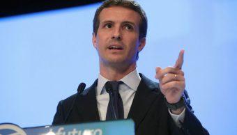 Pablo Casado, elegido presidente del Partido Popular español