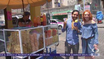 Papas fritas de carritos ambulantes, un antojo saludable