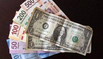 Peso se aprecia tras reunión de AMLO y funcionarios de EU